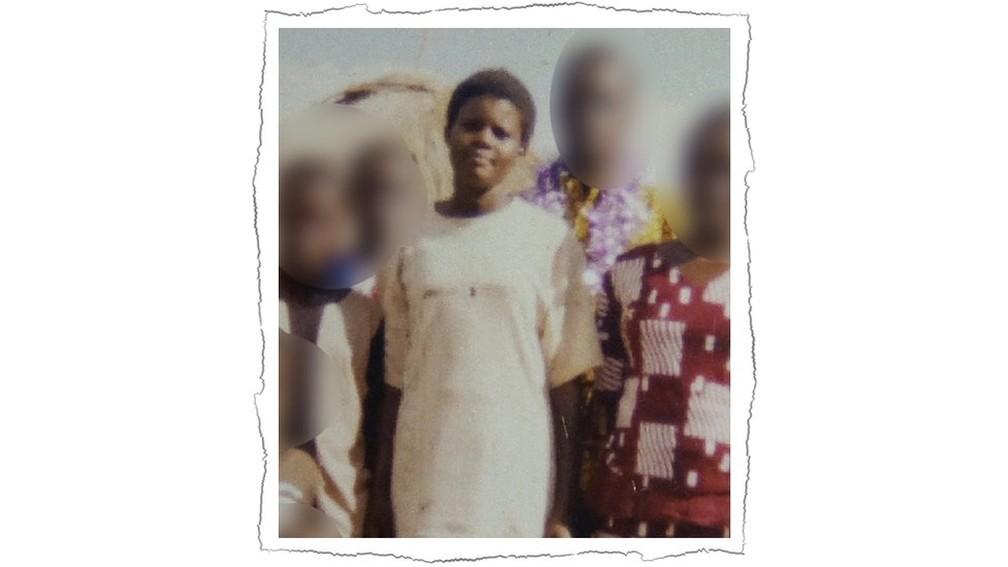 Judith Chesang, de 22 anos, foi morta pelo ex-marido no norte do Quênia — Foto: Arquivo pessoal/BBC