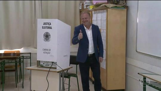 SC terá segundo turno entre Gelson Merísio e Comandante Moisés