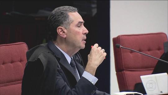 Ministro Barroso intima Segóvia a dar explicações sobre entrevista