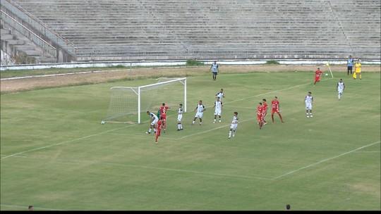 Globo Esporte: Botafogo-PB vence o América-RN pelo Grupo E do Nordestão Sub-20; veja os gols