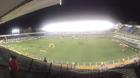 Foto: (Gabriel dos Santos/Globoesporte.com)