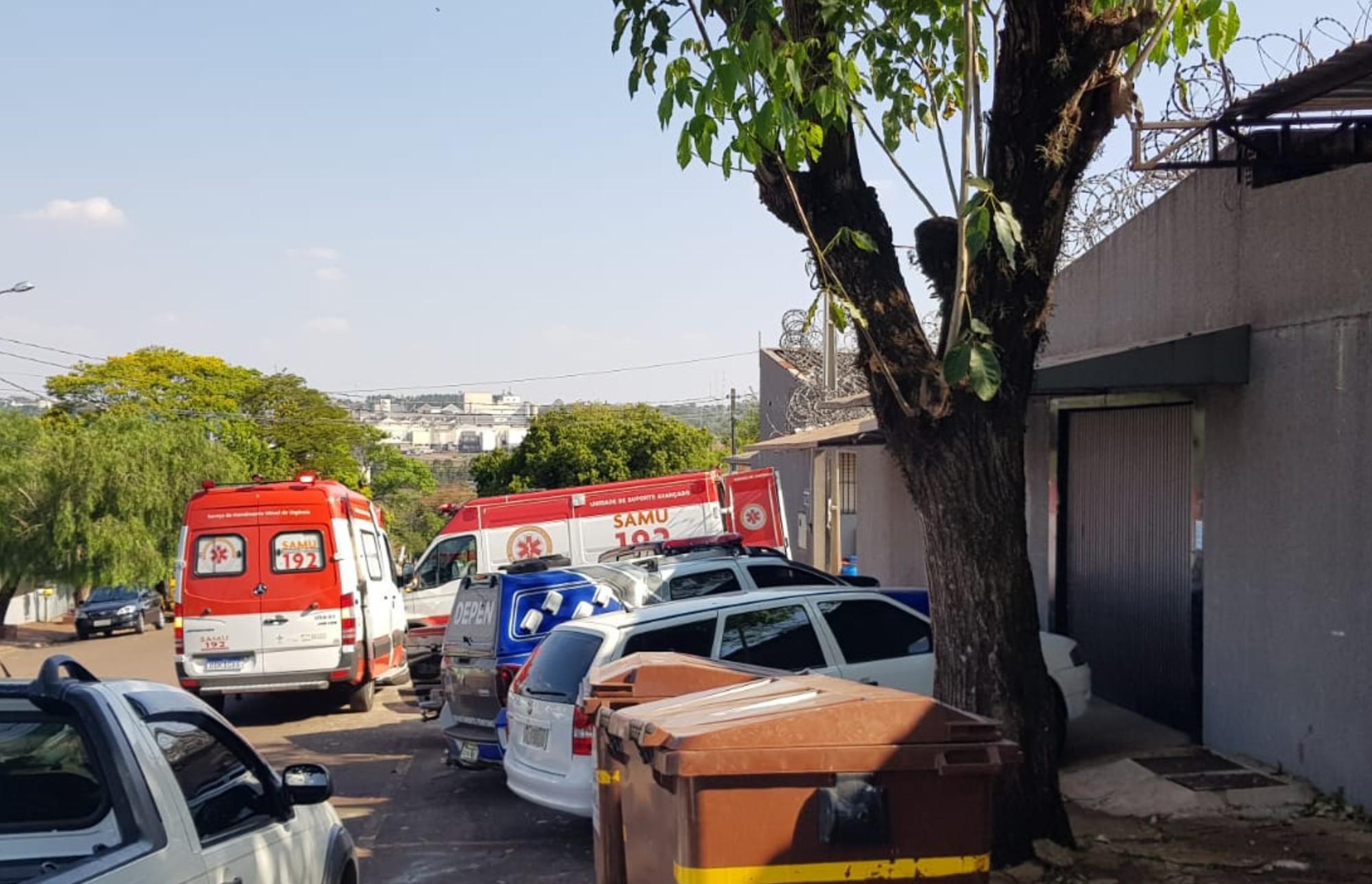 Dois presos morrem em briga generalizada na Cadeia Pública de Toledo, diz Depen