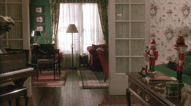 Casa do filme Esqueceram de Mim (Foto: Reprodução)