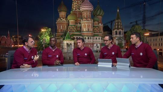 """Sem medo! Petkovic sobre chance de Brasil x Alemanha nas oitavas: """"Outra história"""""""
