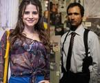 Bianca Comparato e João Miguel | TV Globo