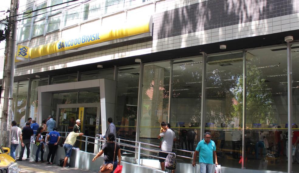 Procurador diz que BB descumpriu ordem da Justiça para liberar R$ 150 milhões em empréstimos (Foto: José Marcelo/G1/Arquivo)
