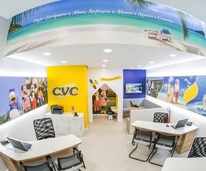 CVC enfrenta a pandemia com integração entre lojas físicas e plataformas virtuais