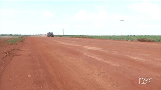 Estradas são usadas como rota de fuga de bandidos no Sul do MA