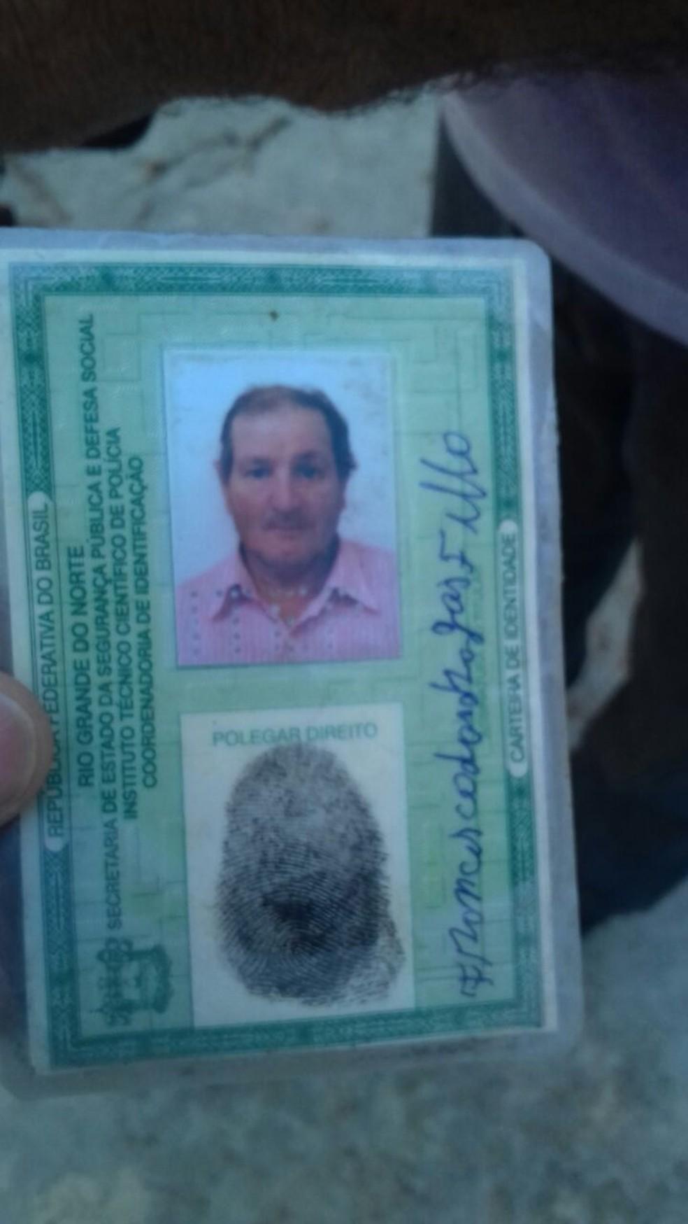 Chico da Confeiteira tinha 61 anos de idade (Foto: Cassinho Morais)