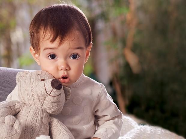 Seu filho pode até não falar, mas a partir de 1 ano ele já tem a capacidade de ler nas entrelinhas (Foto: Guto Seixas Editora Globo)