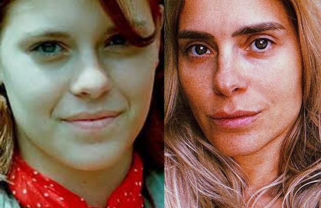 """Longe da TV desde """"O Sétimo Guardião"""" (2018), Carolina Dieckmann interpretou a vilã Juli  (Foto: TV Globo - Reprodução)"""
