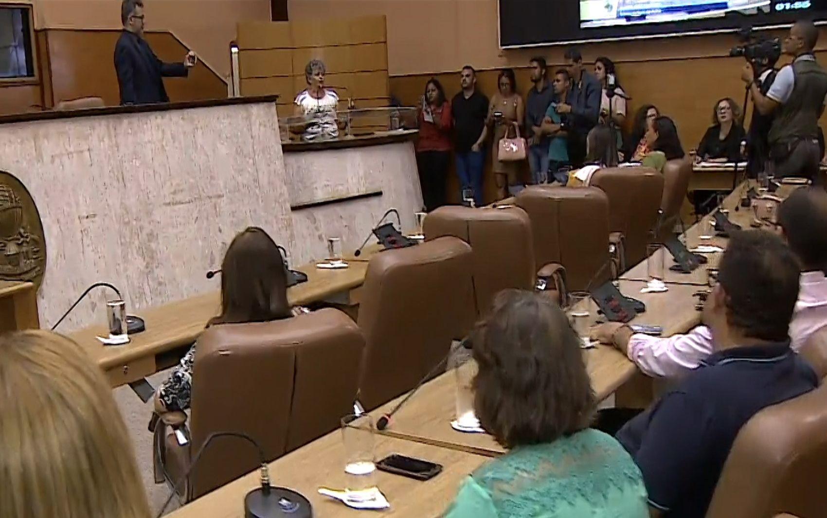 Situação de matadouros é debatida durante audiência pública na Assembleia Legislativa