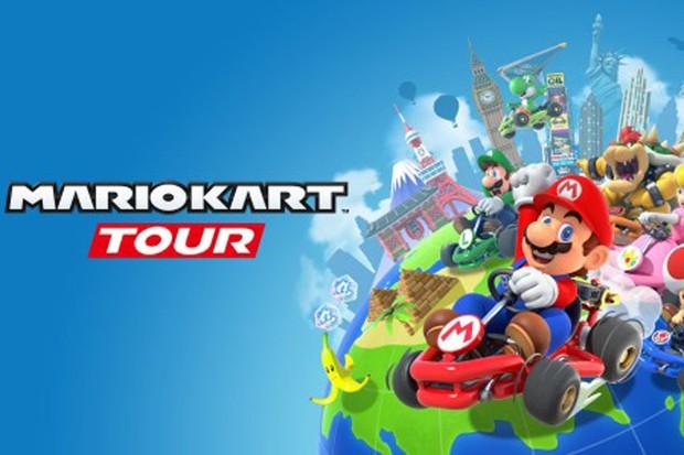 Mario Kart Tour é o primeiro jogo de corrida do personagem para celulares (Foto: Divulgação)