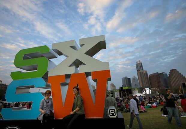 Festival South by Southwest, mais conhecido como SXSW acontece na cidade de Austin, no Texas (Foto: Reprodução/Facebook)