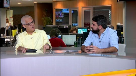 """Comentaristas relembram frase de Renê Simões sobre Neymar, e Aydano diz: """"Ele estava certo"""""""