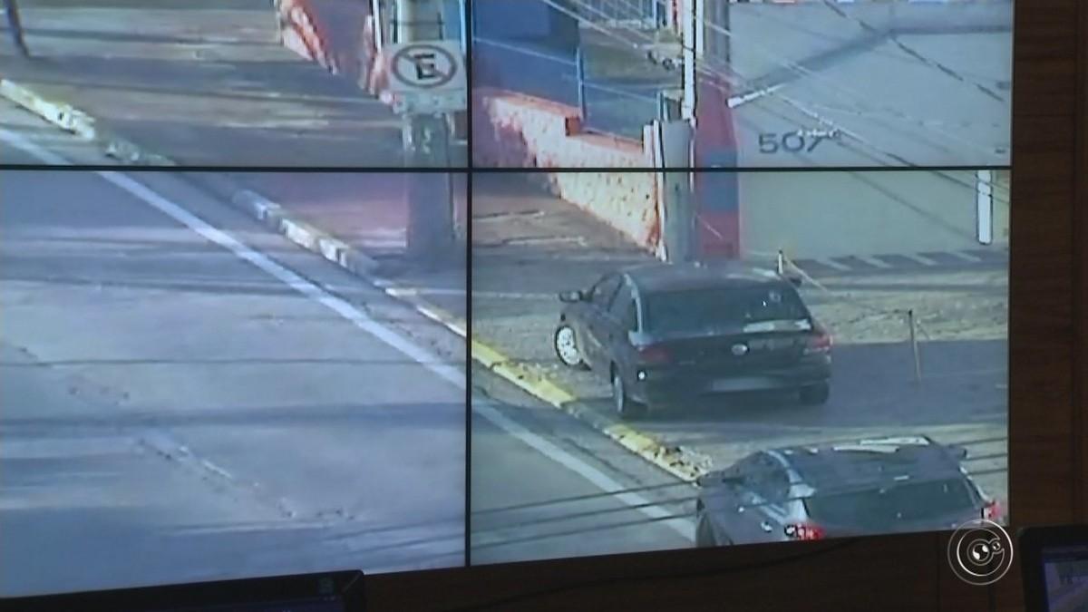 Videomonitoramento registra 40 multas no primeiro dia de fiscalização em Sorocaba