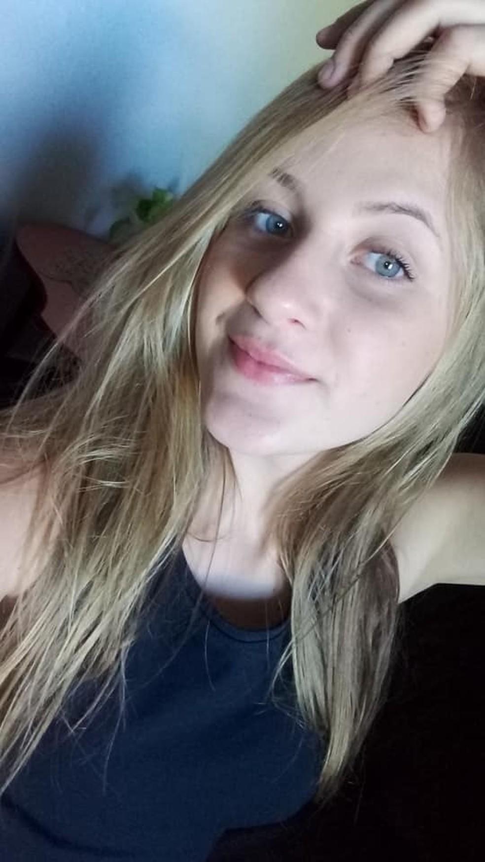 Kendra Rayane de Carvalho foi morta em Mirassol D'Oeste — Foto: Arquivo pessoal