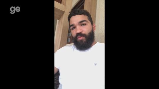 Campeão mundial do Bellator, Patrício Pitbull, faz vídeo e pede voto para Nenem em Prêmio Osvaldo Paquetá