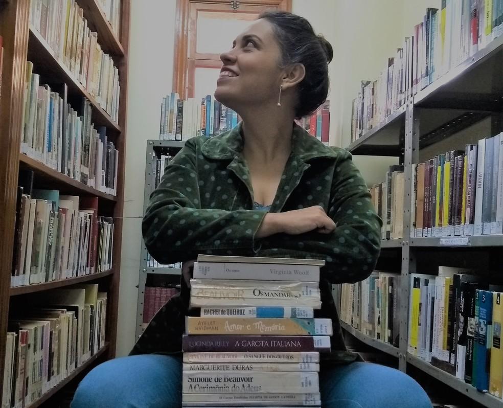 Equipe de mulheres vai desenvolver projeto Ocupação Beauvoir na Argentina  (Foto: Arquivo pessoal)