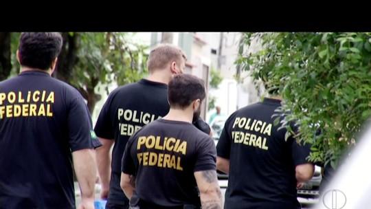 Vereador é preso em operação contra crimes eleitorais em Campos, no RJ
