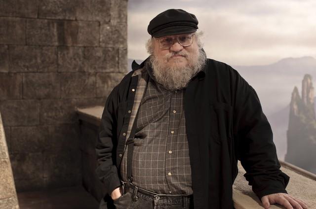 George R. R. Martin, autor do conto de 'Game of thrones' (Foto: Nick Briggs)