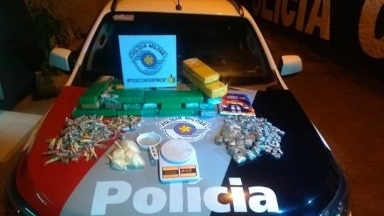 Foto: (Divulgação/Polícia Militar)