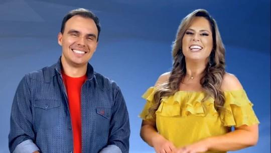 Patrícia e Mário ensinam como enviar o seu vídeo para a campanha Gente que Faz.