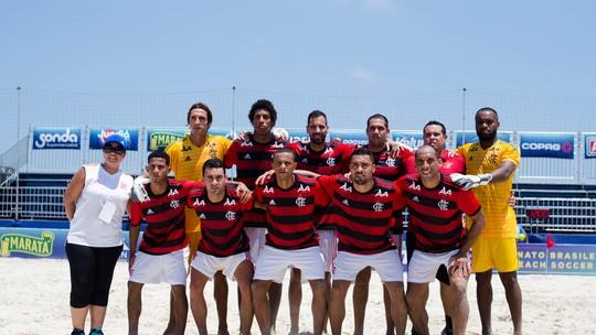 Futebol de Areia  c2ac4b7a92b56