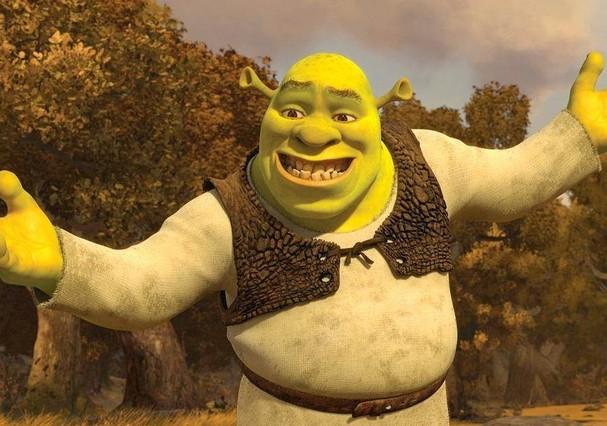 Shrek ganhou Oscar de Melhor Animação (Foto: Reprodução)