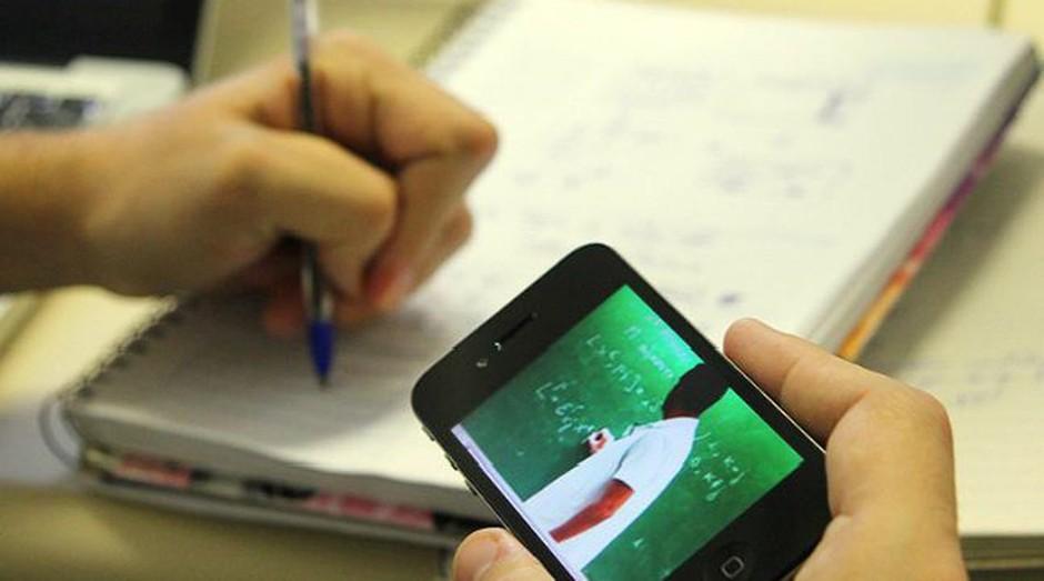 Educação a distância (Foto: Divulgação/MCTIC/Agência Brasil )