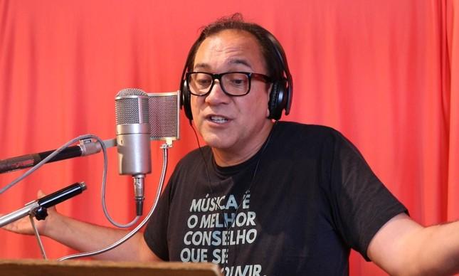 Bruno Gouveia, do Biquini Cavadão,  também participou do clipe do Cristo Redentor