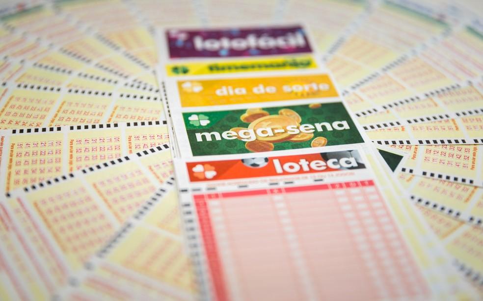 Mega-Sena irá pagar R$ 125 milhões a quem acertar as seis dezenas — Foto: Marcelo Brandt/G1