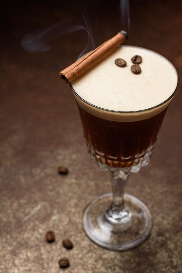 Expresso Martini com café (Foto: Lucas Terribili)