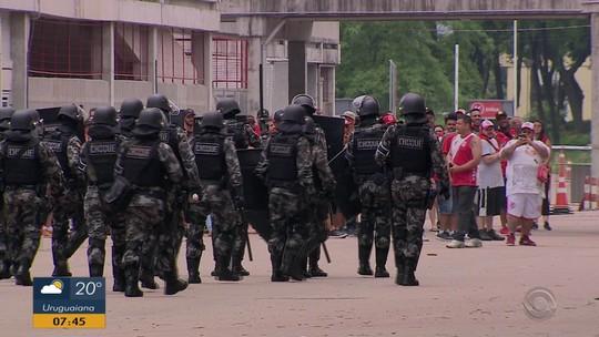 Inter programa reunião para discutir atos da torcida em protesto no Beira-Rio