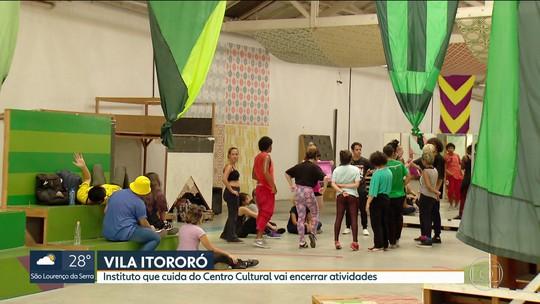 Instituto deve encerrar atividades culturais na Vila Itororó, no Centro de SP, em março