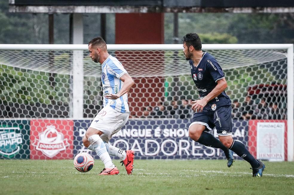 Nicolas x Eduardo Ramos: quem marcou o gol mais bonito do Re-Pa ...