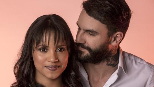Gleici e Wagner celebram primeiro Dia dos Namorados juntos e falam da vida pós-BBB