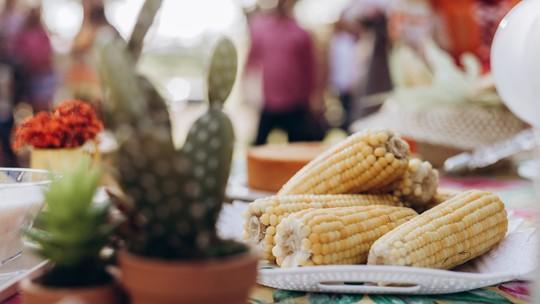 'Arraiá do Plugue' mostrou os benefícios do milho