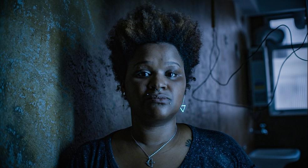 Geisa Garibaldi é uma das personagens do especial 'Falas de Orgulho' — Foto: Globo