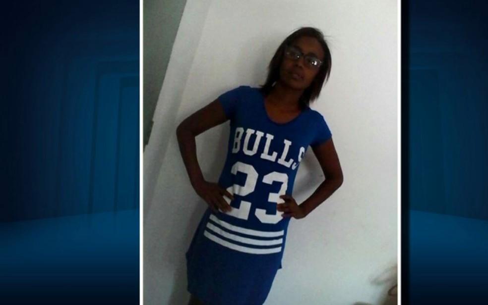 Tuane Pereira Castilho, de 26 anos, foi morta por ex-marido em Poços de Caldas (MG) (Foto: Reprodução/EPTV)