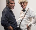Mauricio Rizzo e Ney Latorraca | TV Globo/Victor Pollak