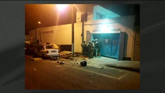 Termina rebelião em Ibaiti, no Paraná