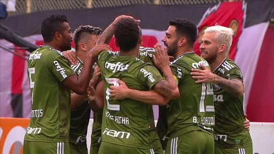 Análise: reservas mantêm seriedade do Palmeiras também no Brasileirão