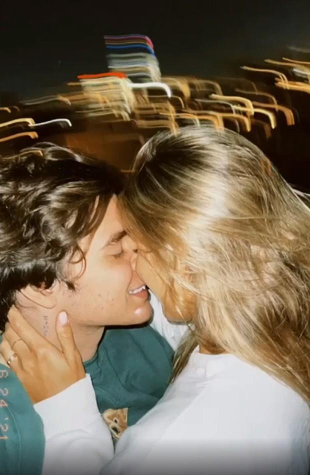 Sasha e João Figueiredo  (Foto: Reprodução / Instagram)