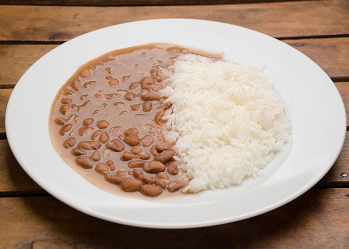 agricultura-arroz-feijao (Foto: Embrapa)