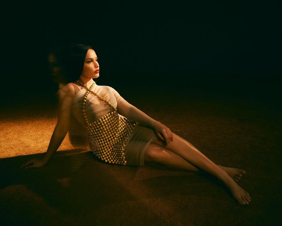 Juliette dá voz suave a xotes no primeiro disco, sem correr riscos como cantora — Foto: Fernando Tomaz