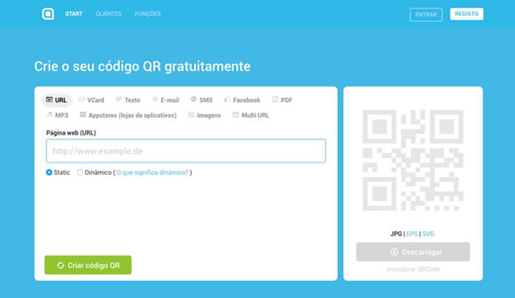 Qr code generator download techtudo como criar um qr code stopboris Image collections