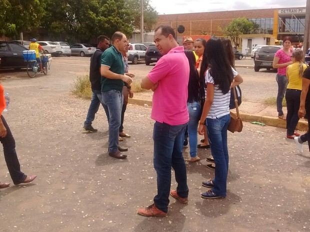 Alunos saíram no prejuízo e não fizeram aulas práticas  (Foto: João Cunha/G1 )