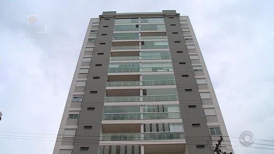 Criança de nove anos morre ao cair do sexto andar de prédio em Erechim