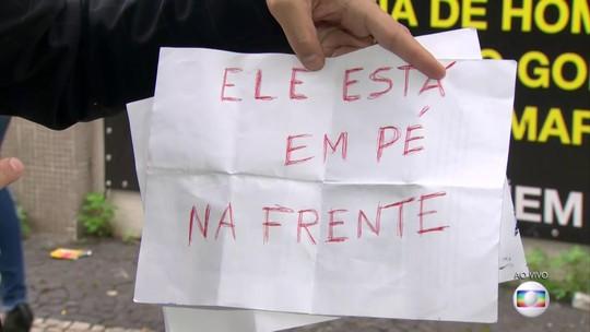 Reféns e policiais prestam depoimento em delegacia de Niterói